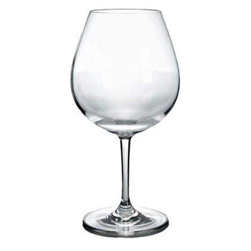 Gimex Rødvinsglas 25 cl, brudsikker polycarbonat - 2 stk