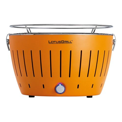 Lotus Grill, Orange, ø 34 cm