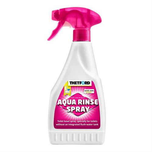 Thetford Aqua Rinse Plus 0,5 l, spray