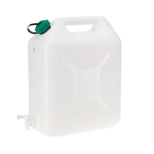 Vanddunk med tappehane 10 liter