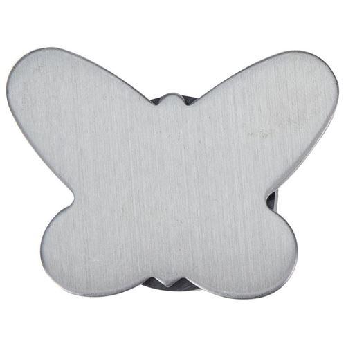 Dugholdere med magnet 4 stk - sommerfugl