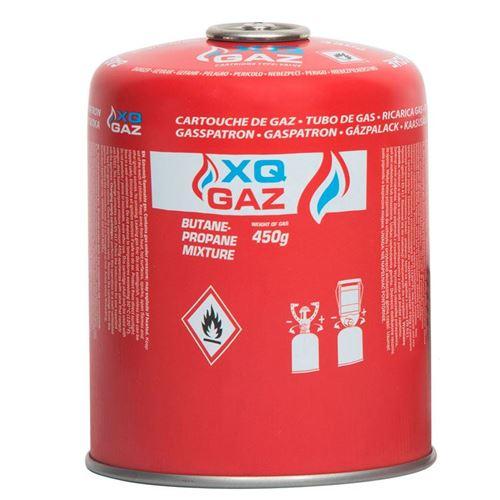 Gasdåse 450 g med Gevind