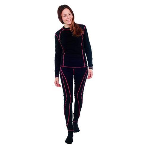 Tuxer Nuuk - undertøjsæt med uld - dame