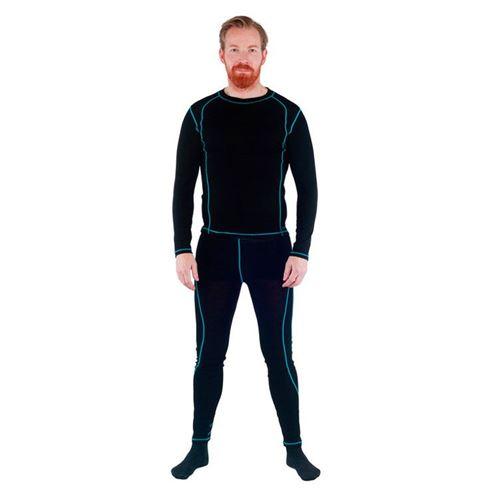 Tuxer Nuuk - undertøjsæt med uld - herre