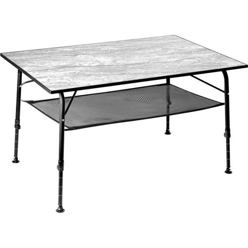 BRUNNER Elu letvægt campingbord 80 x 120 cm - FORUDBESTIL