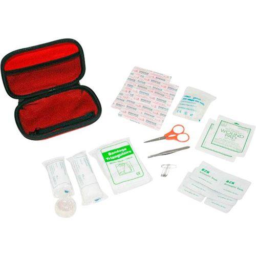 Kompakt førstehjælps-kit