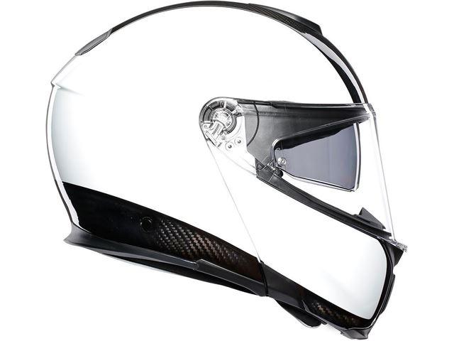 AGV Sport Modular White/Carbon L