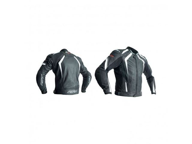RST R-18 leather jacket - XL