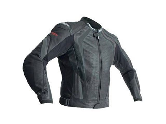 RST R-18 Leather Jacket S