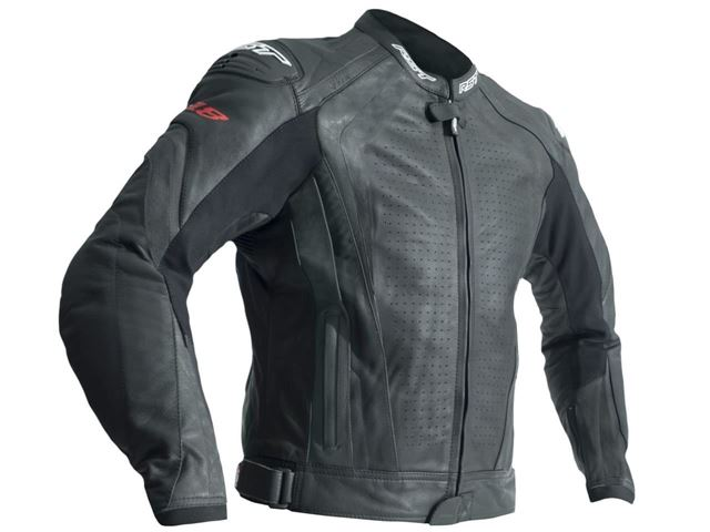 RST R-18 Leather Jacket 3XL