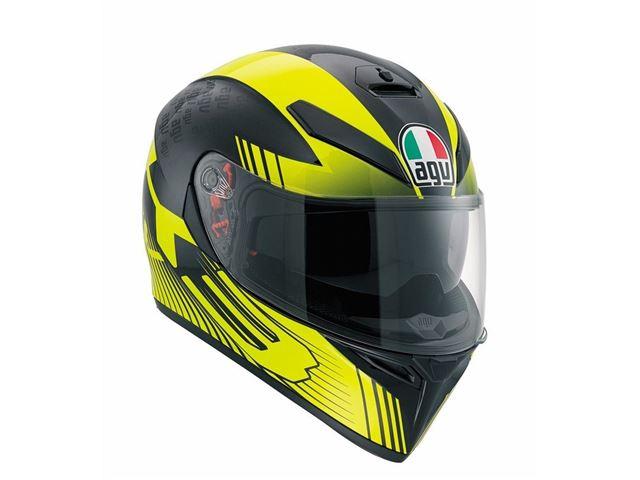 Helmet Agv K-3 Sv Glipse Size L