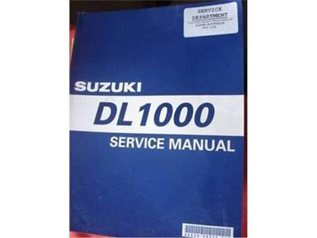 SERVICE MANUAL DL1000K4       ,198