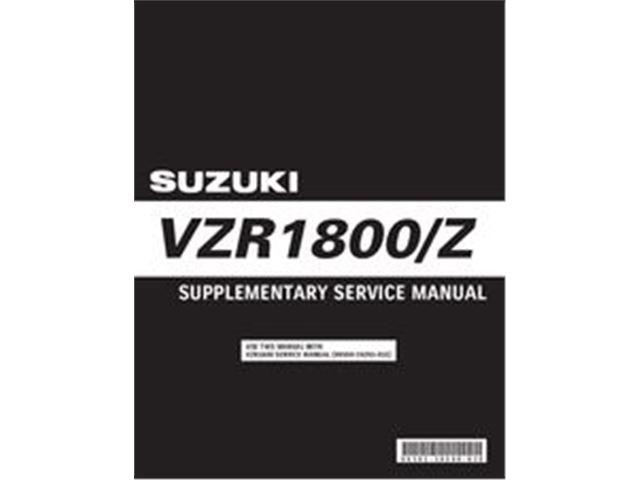 VZR1800/Z Service Manual