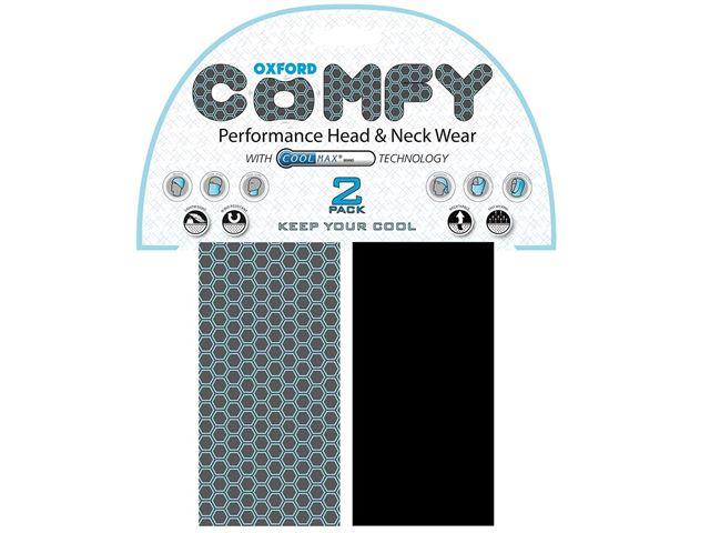 Coolmax Comfy Honeycomb - 2 pk