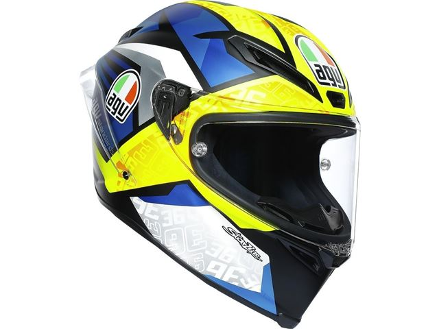 AGV CORSA R REPLICA - MIR 2019 ML