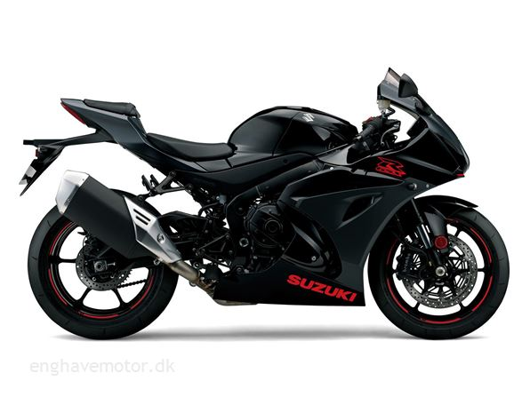 Suzuki GSXR 1000 AL9 SuperSport