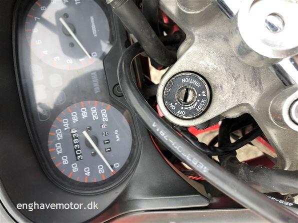 Yamaha XJ 600 S Diversion Sport touring