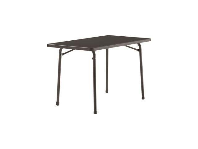 Sieger campingbord – 70x115 cm - Antrazit