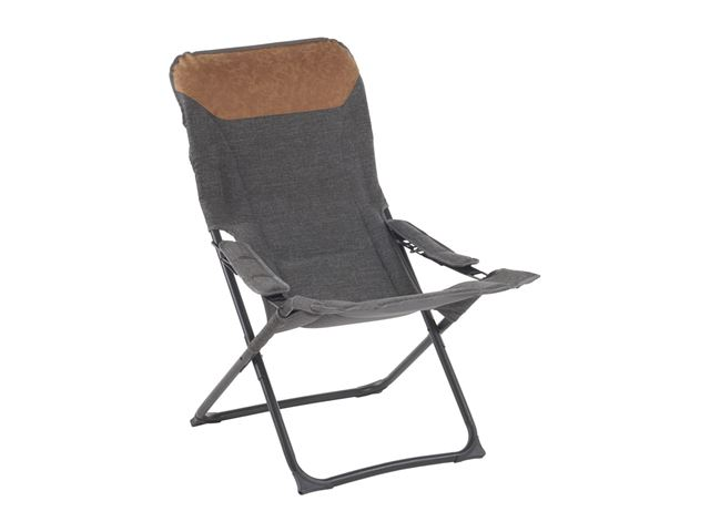 Westfield Emma Lounge-Foldestol - høj ryg