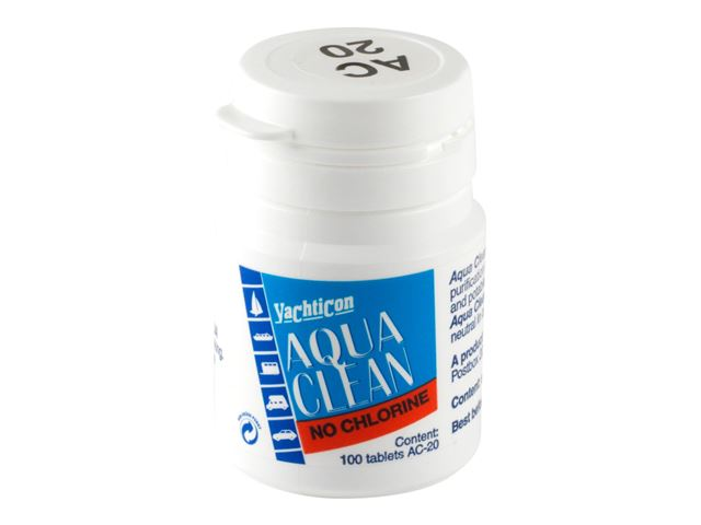 Vachticon Aqua Clean - konserv. af drikkevand - tabl.