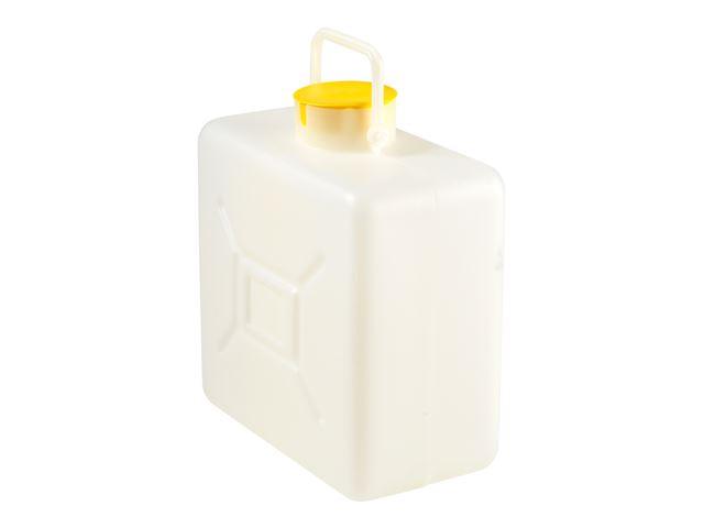 Vanddunk med stiklåg 15 ltr.