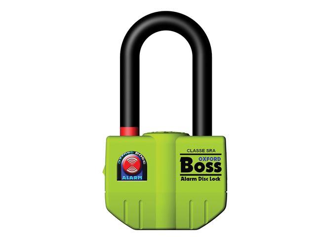 OF3 BOSS Alarm Disc Lock 14mm