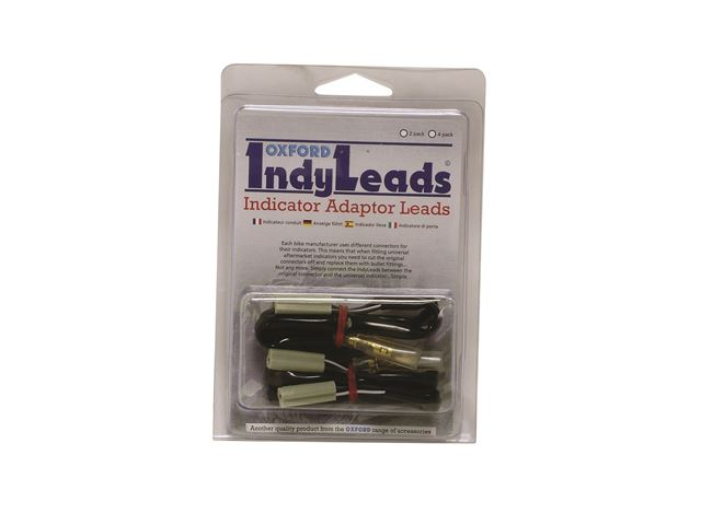 Indy Leads - Yamaha - 2 pack