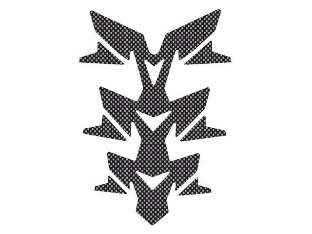 Oxford Gel Spine Invader -  Carbon