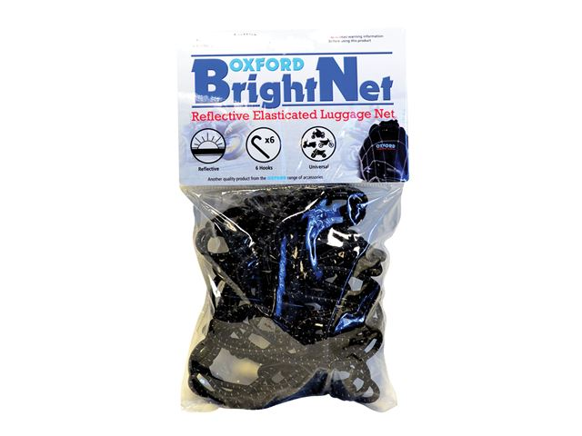 Bright Net - Black/Reflective