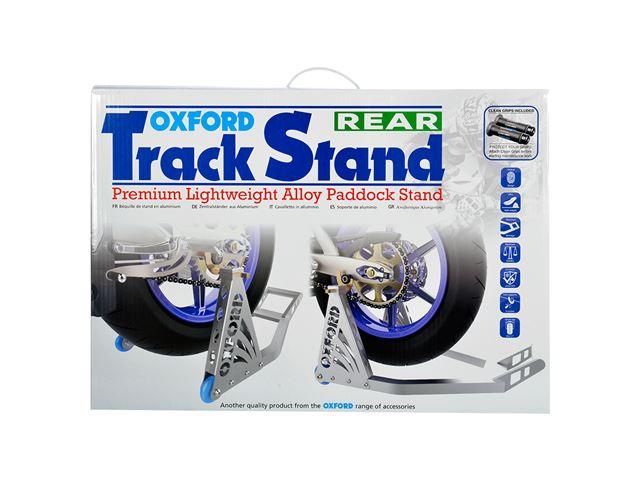 Aluminium Paddock Stand - REAR