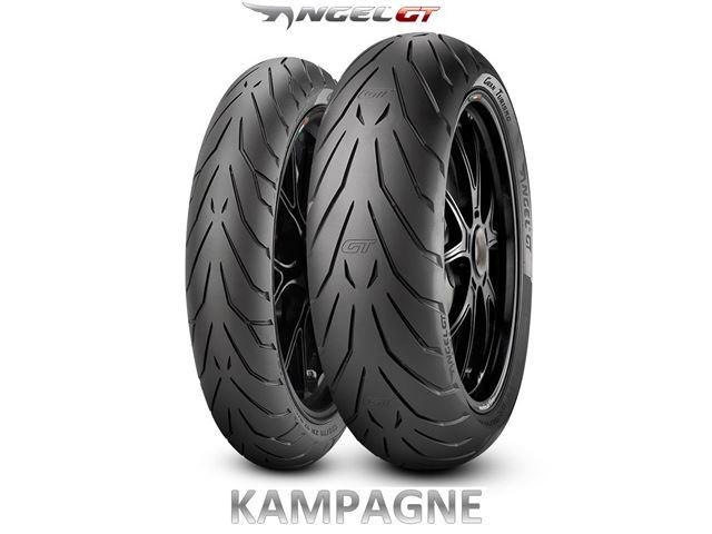 Pirelli Angel GT 120/70-17&180/55-17 Kampagne sæt