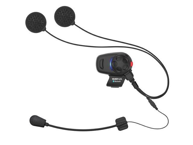SMH5-FM Headset & Intercom w/Microp.Kit Dual Pack
