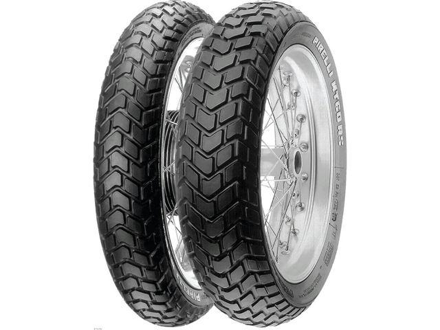 Pirelli 120/70R17 (58V) MT60 RS