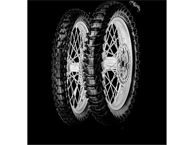 Pirelli 90/100-14 (49M) SCORPION MX32 MID SOFT