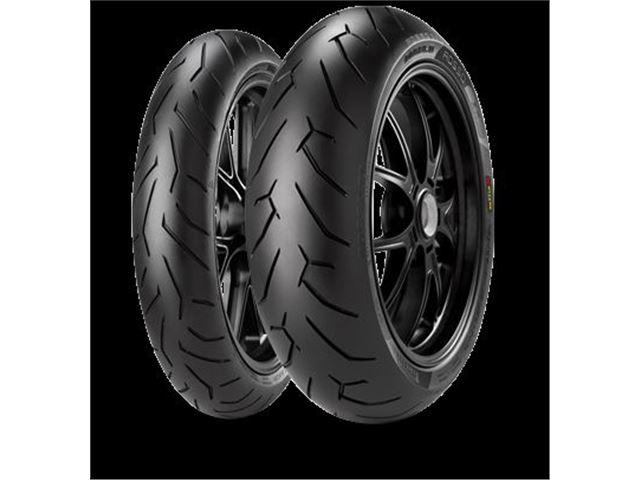 Pirelli 190/50ZR17 (73W) Diablo Rosso II