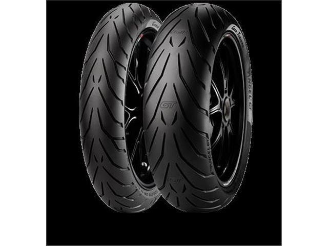 Pirelli 120/70ZR17 (58W) (A) Angel GT