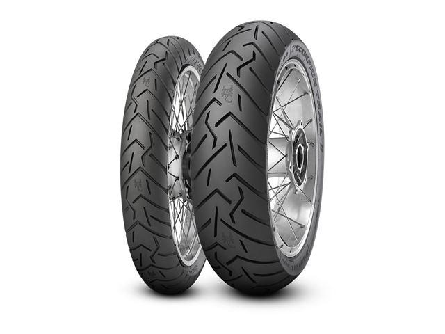 Pirelli 100/90-19 (57V) Scorpion Trail II
