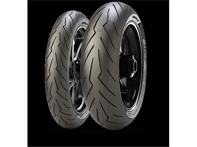 Pirelli 160/60 ZR17 (69W) Diablo Rosso III