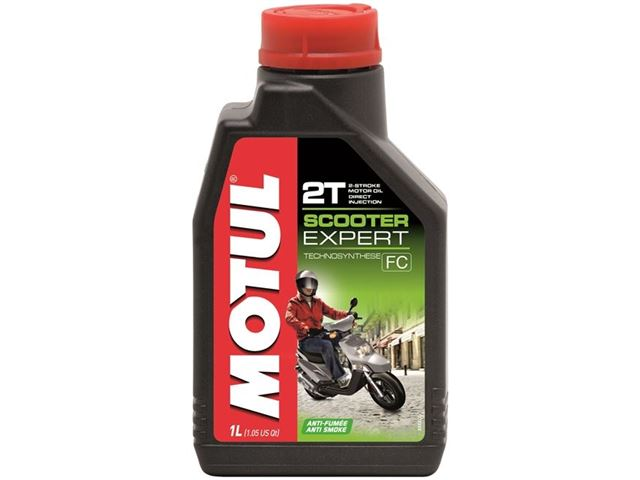 Scooter Expert 2T 1liters