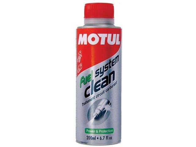 Motul Fuel System Clean Moto 0,200liters