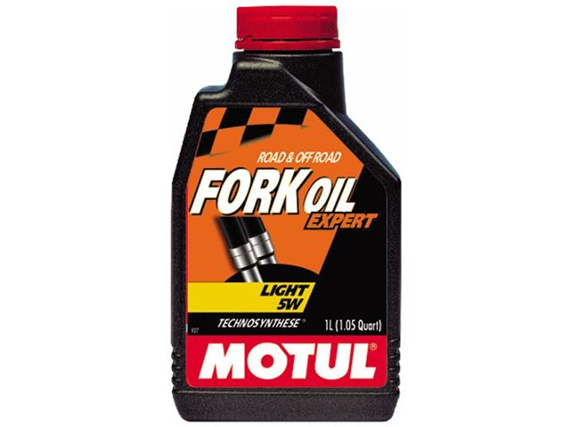 FORK OIL EXPERT LIGHT 5W 1L