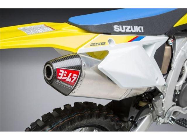 Suzuki RM-Z 250 (2019) Signature RS-4 FS SS/AL/CF