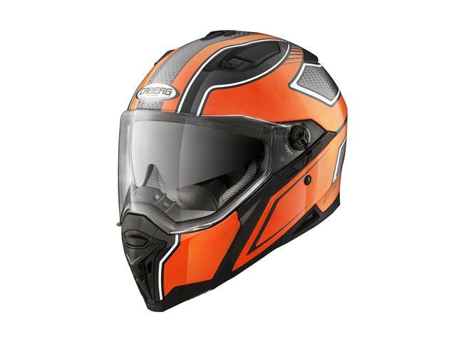 Stunt Blade sort/orange 58