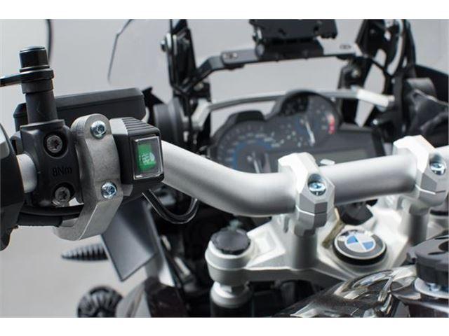 Cockpit switch til EVO Tågelygte (Grøn)