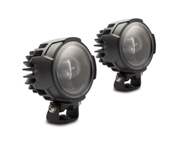 EVO LED Tågelygtekit CRF1000L Med Motorbøjle