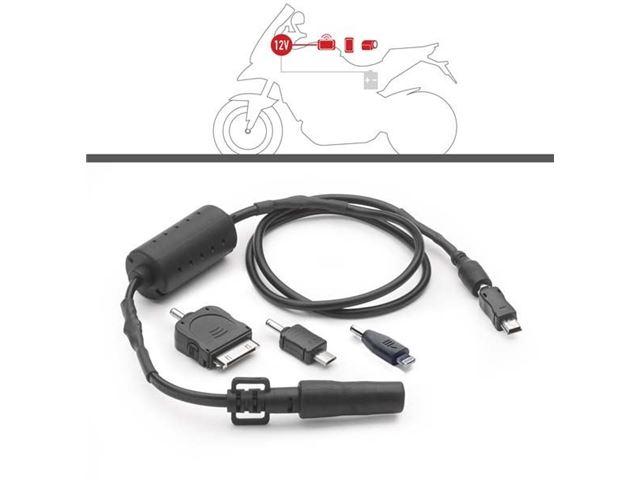 GIVI AdapterKIT MICRO/MINI USB iPONE 3-5