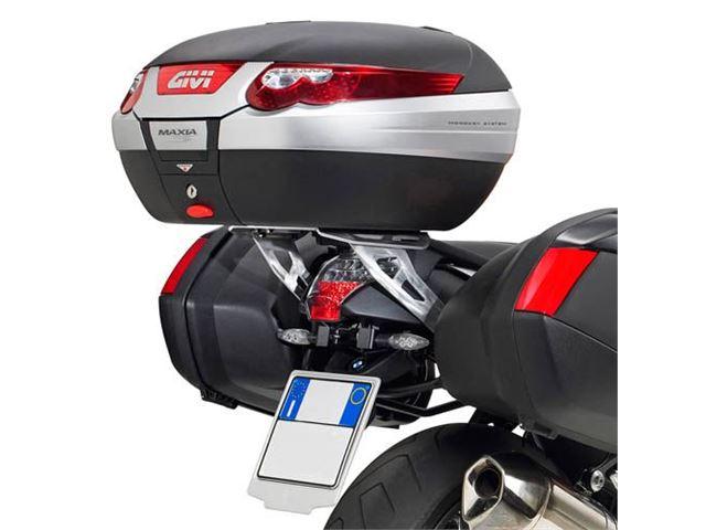 GIVI Bagagebærer Alu. m/topplade - K1200R/K1300R