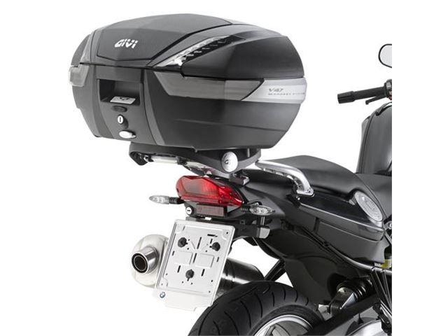 GIVI Bagagebærer m/topplade - F800GT/ R/ ST