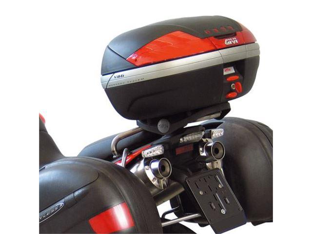 GIVI Bagagebærer m/topplade - Pegaso 650 Strada