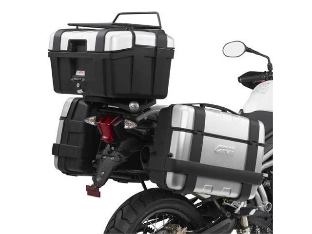 GIVI Bagagebærer m/topplade - Tiger 800/XC/XR